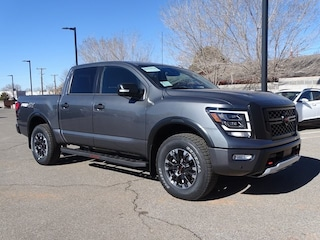 New 2021 Nissan Titan PRO-4X Truck Crew Cab for sale in Santa Fe, NM