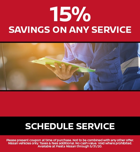 15% Off Savings On Any Service