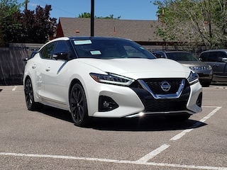 New 2020 Nissan Maxima 3.5 SR Sedan for sale in Santa Fe, NM