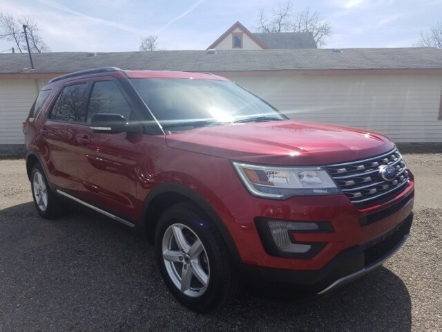 Used 2017 Ford Explorer For Sale at Fincannon Ford Inc