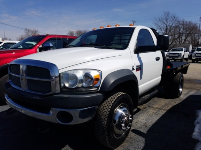 2009 Dodge Ram 4500HD Chassis Cab ST/SLT Chassis Truck
