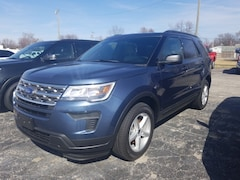 2019 Ford Explorer Base SUV 1FM5K8B82KGA76262