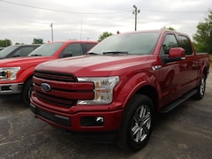 2018 Ford F-150 Lariat Truck 1FTEW1E51JFC87751