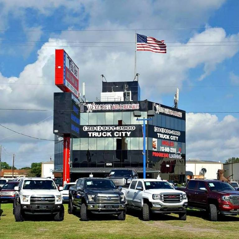 Car Dealer In Houston Tx: Fincher's Texas Best Auto & Truck Sales
