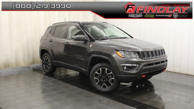 New 2019 Jeep Compass TRAILHAWK 4X4 Sport Utility For Sale/Lease Findlay, OH