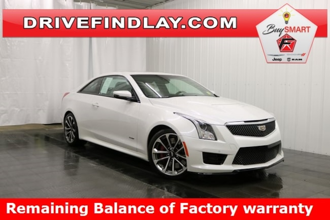 Used 2016 Cadillac ATS-V Base Coupe For Sale Findlay, OH