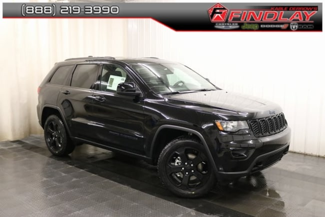 New 2019 Jeep Grand Cherokee UPLAND 4X4 Sport Utility For Sale/Lease Findlay, OH