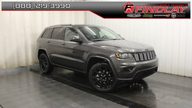 New 2019 Jeep Grand Cherokee ALTITUDE 4X4 Sport Utility For Sale/Lease Findlay, OH
