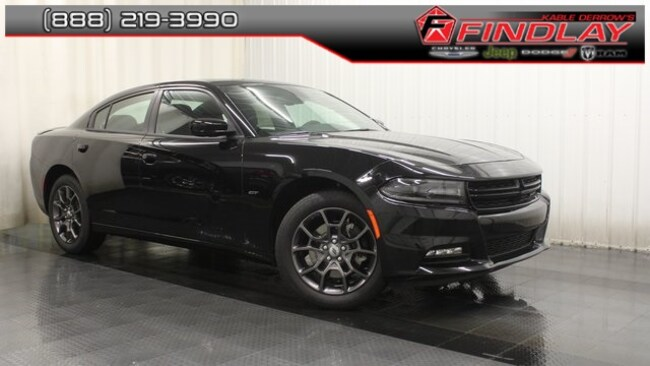 New 2018 Dodge Charger GT AWD Sedan For Sale/Lease Findlay, OH