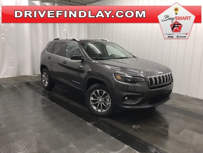 New 2019 Jeep Compass LATITUDE FWD Sport Utility For Sale/Lease Findlay, OH