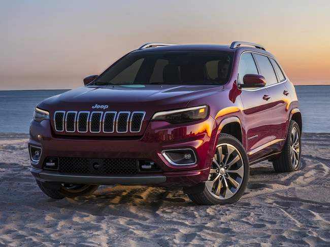 New 2019 Jeep Cherokee TRAILHAWK 4X4 Sport Utility For Sale/Lease Findlay, OH