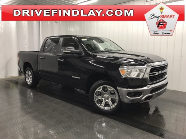 New 2019 Ram 1500 BIG HORN / LONE STAR CREW CAB 4X4 5'7 BOX Crew Cab For Sale/Lease Findlay, OH