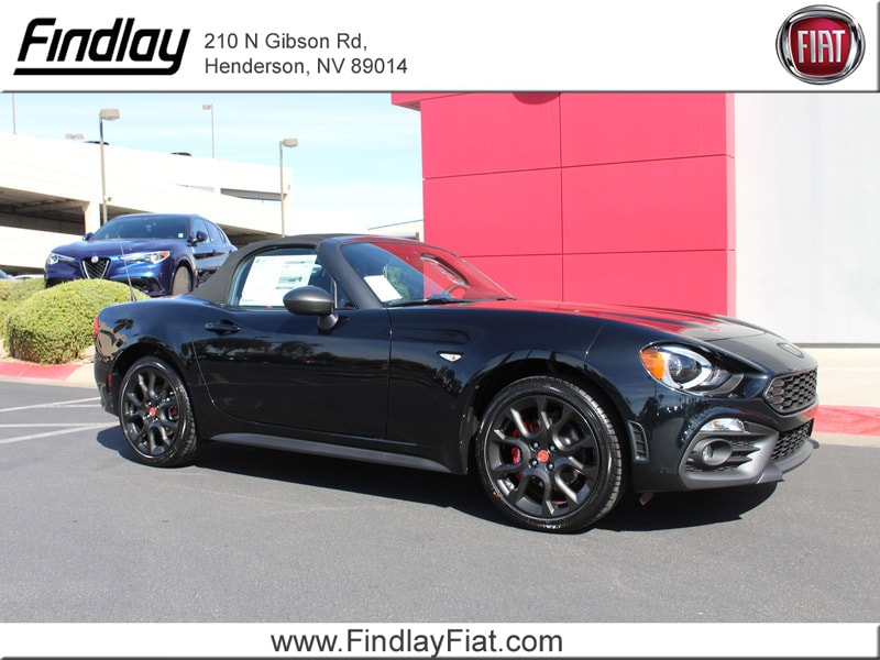 Featured New Fiat Cars For Sale In Henderson At Findlay