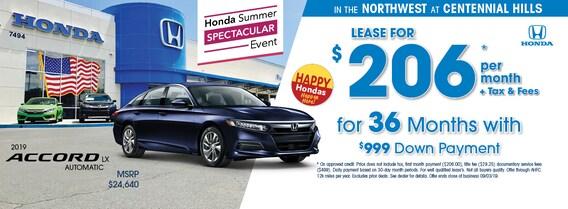 Findlay Honda In The Northwest | New Honda Dealership in Las