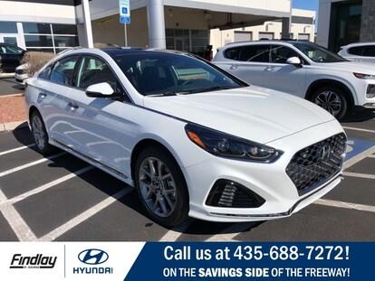 New 2019 Hyundai Sonata For Sale at Findlay Hyundai St