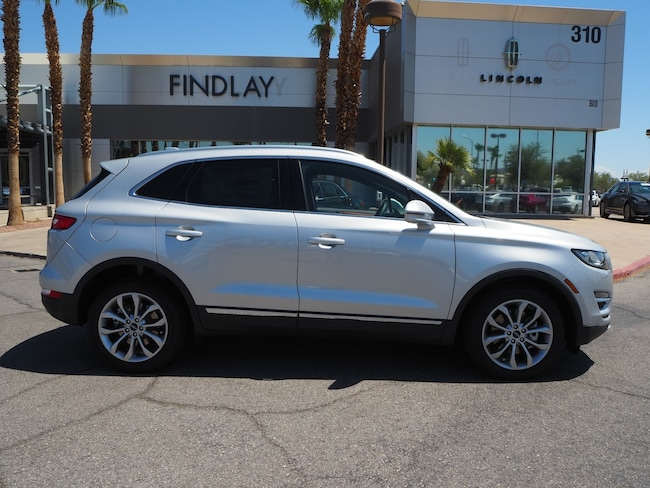 New 2019 Lincoln MKC Select L19011 For Sale in Henderson, NV