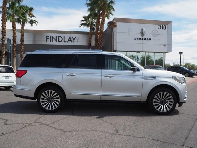 New 2019 Lincoln Navigator L L19227 For Sale in Henderson, NV