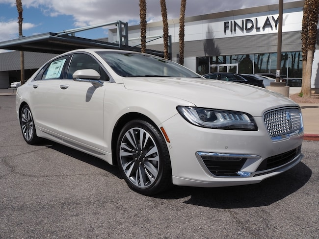 New 2019 Lincoln MKZ Hybrid Reserve II L19255 For Sale in Henderson, NV