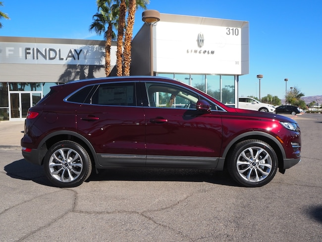 New 2019 Lincoln MKC Select L19038 For Sale in Henderson, NV