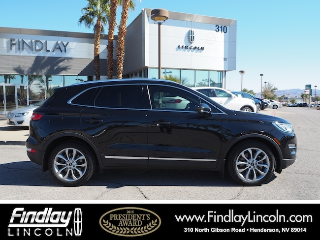 Pre-Owned 2015 Lincoln MKC Select SUV For Sale in Henderson, NV