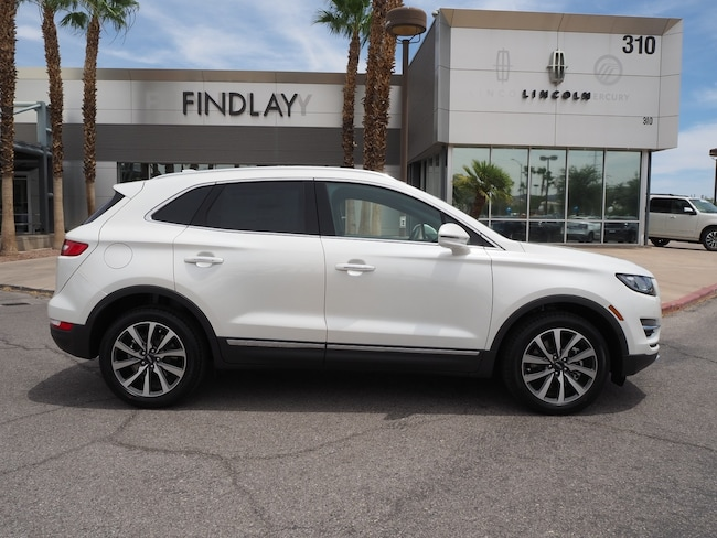 New 2019 Lincoln MKC Reserve L19312 For Sale in Henderson, NV