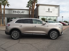 New 2019 Lincoln Nautilus Reserve L19161 in Henderson, NV