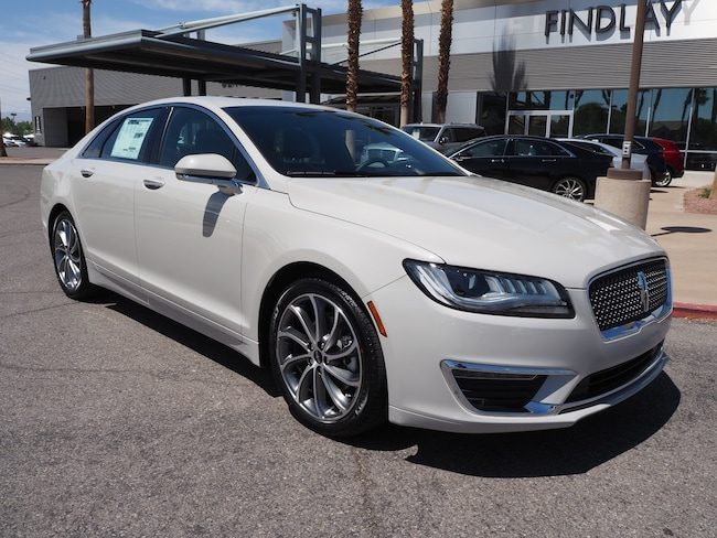 New 2019 Lincoln MKZ Reserve I L19297 For Sale in Henderson, NV
