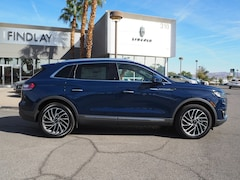New 2019 Lincoln Nautilus Reserve L19043 in Henderson, NV