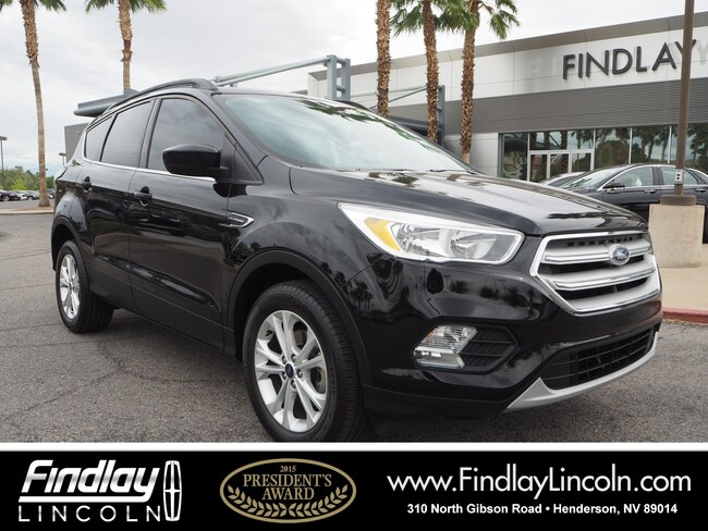 Pre-Owned 2018 Ford Escape SE SUV For Sale in Henderson, NV