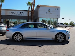 New 2019 Lincoln Continental Reserve L19256 in Henderson, NV
