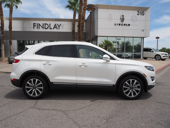 New 2019 Lincoln MKC Reserve L19314 For Sale in Henderson, NV