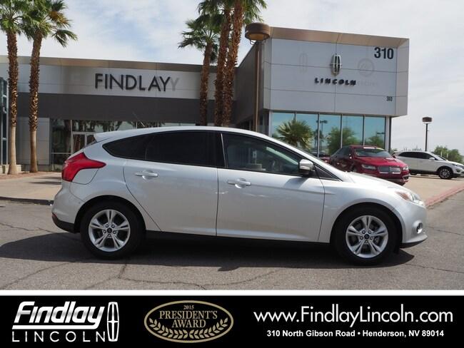 Pre-Owned 2014 Ford Focus SE Hatchback For Sale in Henderson, NV
