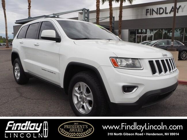 Pre-Owned 2014 Jeep Grand Cherokee Laredo SUV For Sale in Henderson, NV