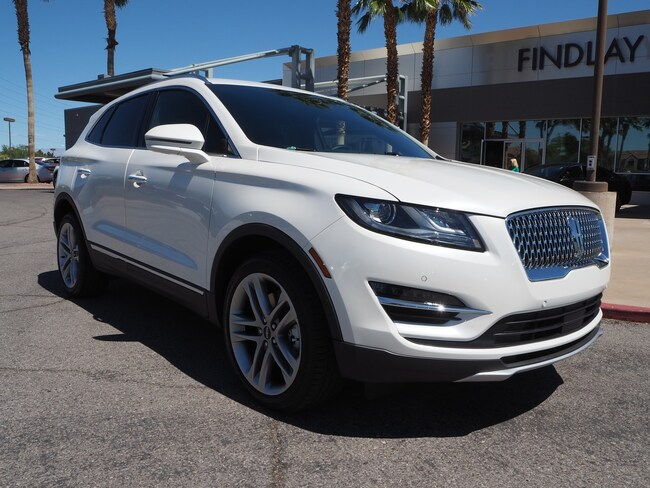 New 2019 Lincoln MKC Reserve L19233 For Sale in Henderson, NV
