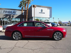 New 2019 Lincoln Continental Reserve L19142 in Henderson, NV
