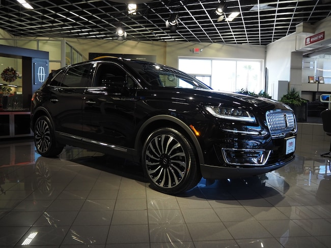 New 2019 Lincoln Nautilus Black Label LB19268 For Sale in Henderson, NV