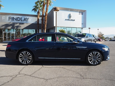 2019 Lincoln Continental Reserve L19117