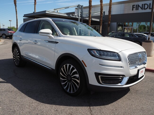 New 2019 Lincoln Nautilus Black Label LB19277 For Sale in Henderson, NV