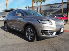 New 2019 Lincoln Nautilus Select L19093 in Henderson, NV