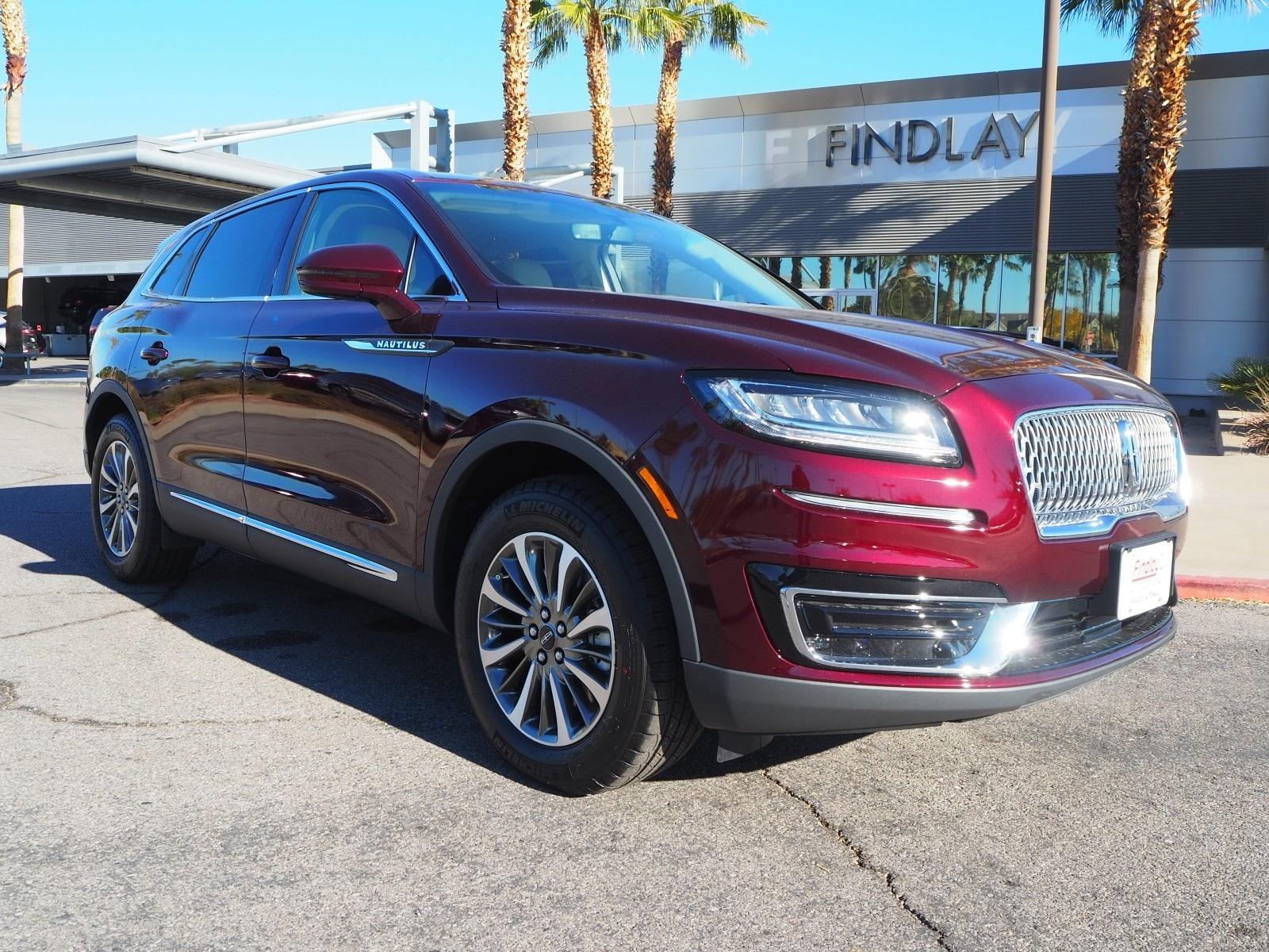 2019 Lincoln Nautilus Select L19046