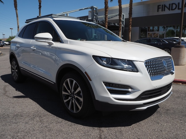 New 2019 Lincoln MKC Reserve L19229 For Sale in Henderson, NV