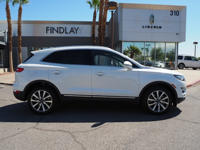 New 2019 Lincoln MKC Reserve L19276 For Sale in Henderson, NV