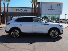 New 2019 Lincoln Nautilus Black Label LB19272 in Henderson, NV