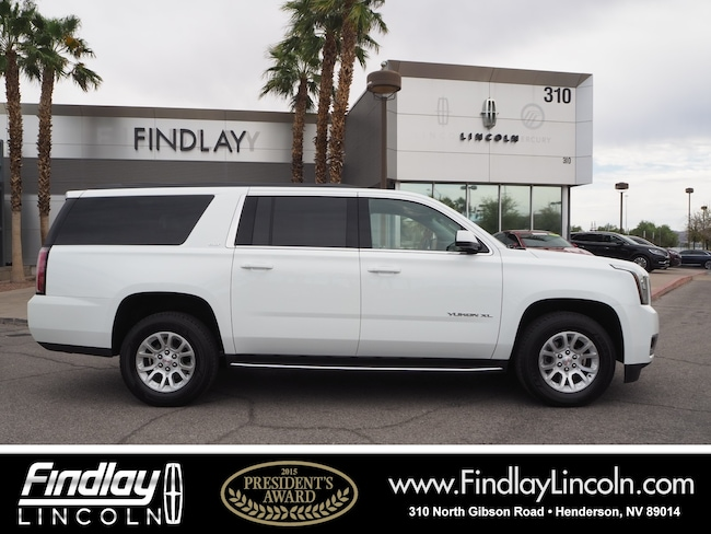 Pre-Owned 2018 GMC Yukon XL SLT SUV For Sale in Henderson, NV