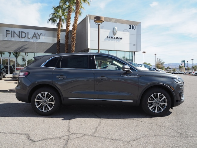 New 2019 Lincoln Nautilus Select L19178 For Sale in Henderson, NV