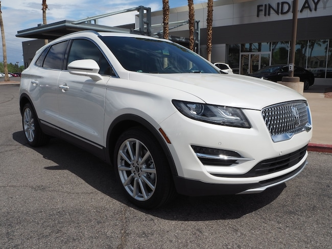 New 2019 Lincoln MKC Reserve L19221 For Sale in Henderson, NV