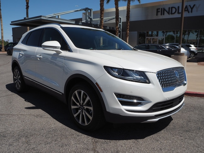 New 2019 Lincoln MKC Reserve L19243 For Sale in Henderson, NV