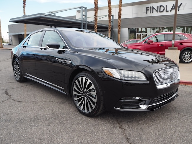 New 2019 Lincoln Continental Black Label LB19108 For Sale in Henderson, NV