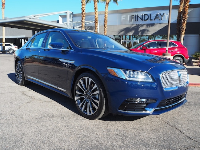 New 2019 Lincoln Continental Reserve L19117 For Sale in Henderson, NV