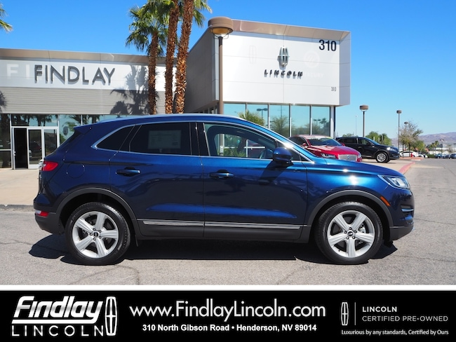 Certified 2016 Lincoln MKC Premiere SUV For Sale in Henderson, NV